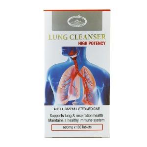 네이쳐스탑 렁 클렌저 180정 Lung Cleanser