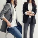 심플 여성자켓 캐주얼 신상 정장자켓