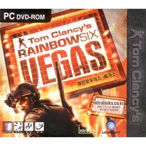 (PC-DVD) 레인보우식스 : 베가스