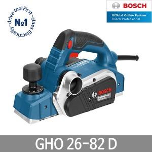 보쉬 GHO26-82D 전기대패 3인치 톱밥방향변경가능