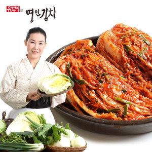 식품명인 유정임  명인 포기김치 10kg