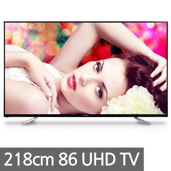 UHD TV 95인치 살바엔 짱 86인치 중소기업 UHDTV