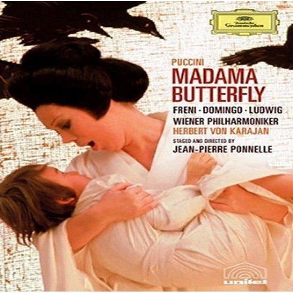 (DVD/한글자막) Mirella Freni / Placido Domingo 푸치니: 나비부인 (Puccini: Madama Butterfly)
