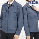 ACE-1703 춘추점퍼 단체 작업복 유니폼 근무복 사무복