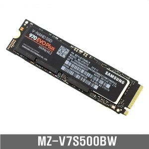 970 EVO Plus M.2 NVMe 500GB 국내정품 MZ-V7S500BW-T