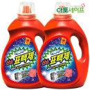 쉬슬러 산소계 표백제(2L 2개)/베이킹소다/과탄산소다