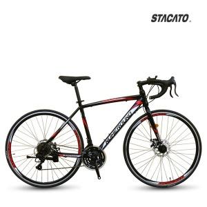 스타카토 시마노21단 주니어용 디스크 로드 시그니스R