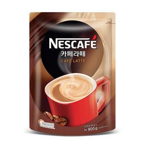 네스카페 카페라떼 커피믹스 900g 10개(1박스)
