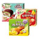 오리온 봄한정판 골라담기 (베리+애플망고+카스타드)