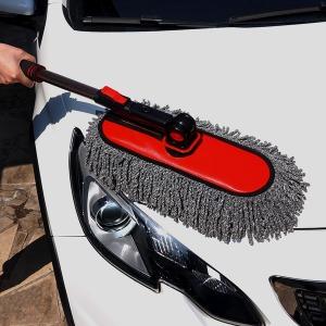 3S 차량용 초극세사 먼지털이개 먼지떨이 세차용품