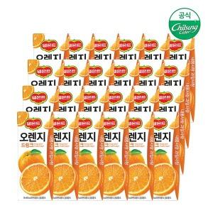 델몬트 오렌지 드링크 190ml x 24팩