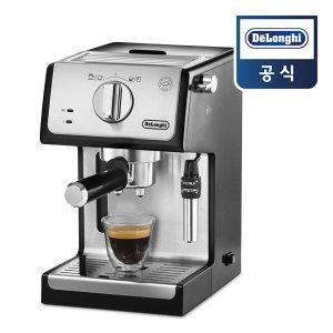 드롱기  반자동 에스프레소 커피메이커 ECP35.31