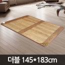대청마루 전기 장판 매트 더블 (145 x 183cm)