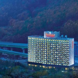  7프로 카드할인  라마다 앙코르 정선 호텔 (강원 호텔/정선 호텔)
