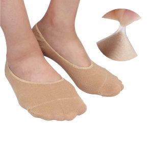 footinsole 앞꿈치 뒤꿈치 각질관리 보습 덧신