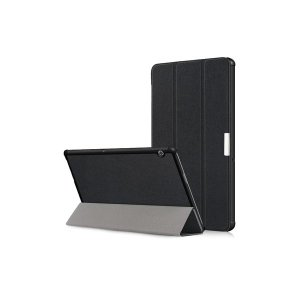 무배 화웨이 미디어패드 T5 10.1 스마트 케이스-블랙
