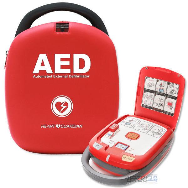 실제용 제세동기 AED 심장충격기 라디안(HR-501)제품
