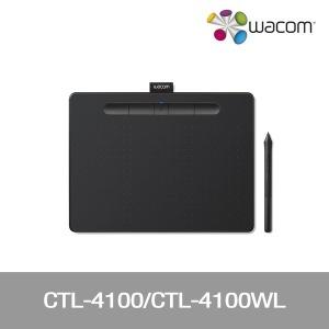 와콤 인튜어스 CTL-4100/CTL-4100WL 병행