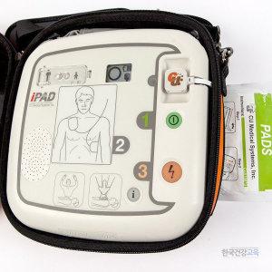 실제용 심장제세동기 AED 심장충격기 씨유메디칼(SP1)