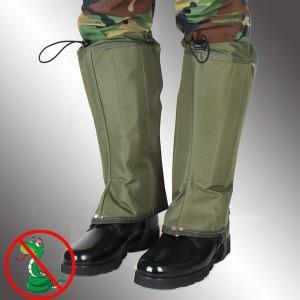 M10 스패츠 뱀퇴치 안전 치마 지퍼 벌초 심마니 각반