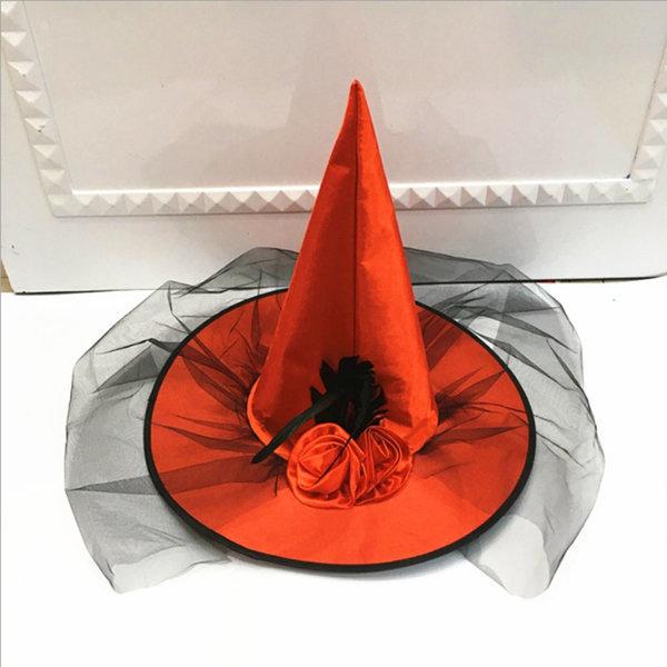 할로윈데이 필수템 파티용 모자 코스튬 마녀 모자