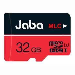 JABA MicroSDHC 32GB MLC 레드 마이크로 메모리카드