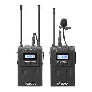 보야정품 BY-WM8 Pro-K1 UHF Dual-Channel 무선마이크