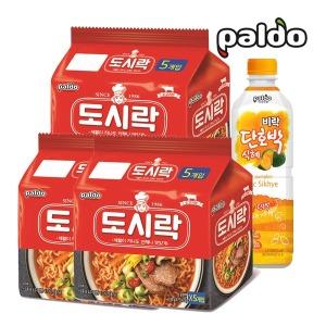 도시락 5입X3개(총15봉)+단호박식혜1.2L
