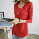 나크21 라운드 무지 레이어드 티셔츠 M~XL/빅사이즈