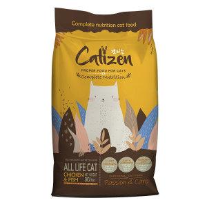 (친절한 도그씨) 캣티즌 전연령 고양이사료 5kg 구내염예방사료