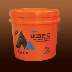 친환경적수성데코타일본드/데코타일/온돌용/4kg/10kg