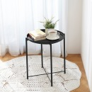 사이드테이블 블랙 / 침대 쇼파 거실 보조테이블