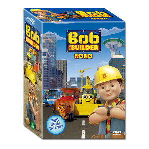DVD 밥 더 빌더 Bob the Builder 10종세트