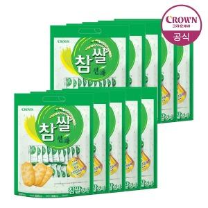 참쌀 선과 253g(44봉) 10팩