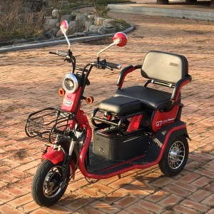 파워오토 삼륜전동스쿠터 오토바이 3륜전기차