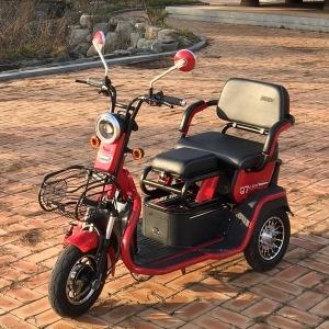 지멘스 파워오토 3륜 전기자전거 전동스쿠터 오토바이