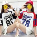 여성 RESPECT 리스펙트 반팔 티셔츠 여름 예쁜디자인