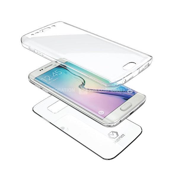 투명 풀커버케이스 갤럭시노트10/9/8/S10/S9/아이폰XS