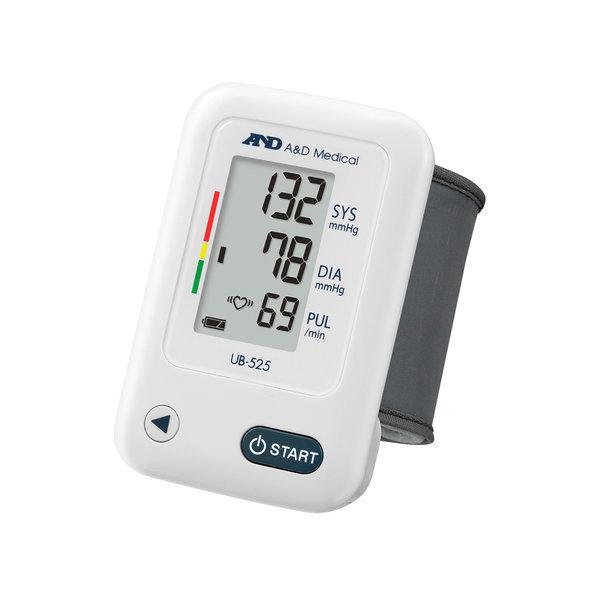 UB-525 손목형 자동전자 혈압계
