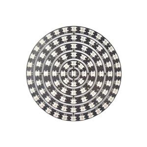(당일발송)네오픽셀링WS2812B 5050 RGB LED원형60 LED