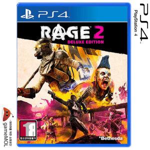 PS4 레이지 2 / RAGE 2 한글 디럭스에디션