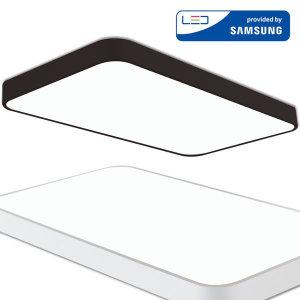 국산 삼성칩 LED아크릴방등 거실등 LED 아크릴 방등30w