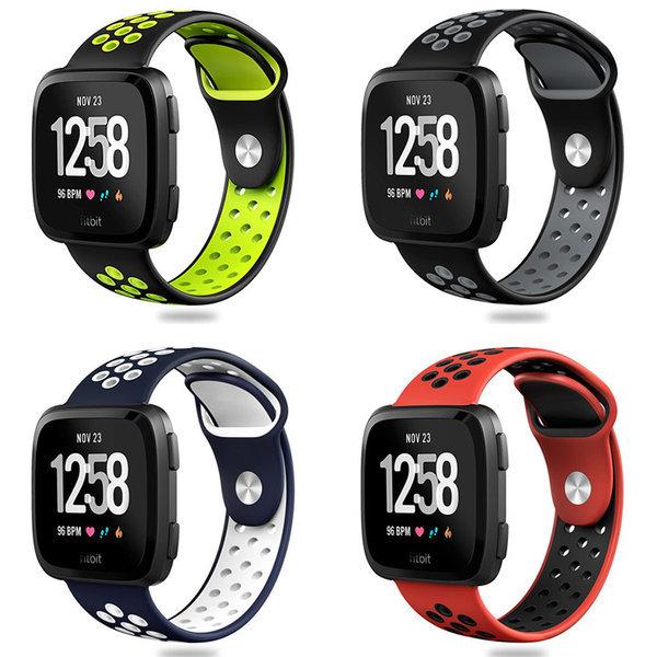 Fitbit versa 호환 스포츠 밴드 핏빗 버사 스포츠밴드