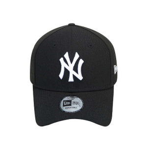 (현대백화점)뉴에라 MLB 뉴욕 양키스 베이직 볼캡 블랙 12098015