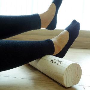 편백나무 발목펌프운동기구 설명서포함