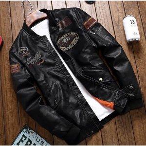 LF6026 남성 오토바이재킷 가죽자켓 라이더자켓