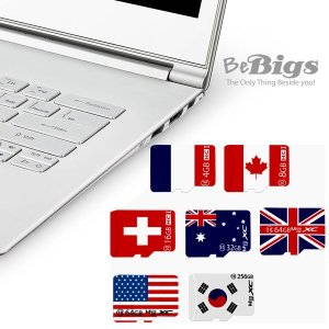 비빅스 세계국기/MicroSD/SD카드/8G/16G/32G/Class10