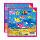 핑크퐁상어가족200매양면색종이X 2/색종이 (400매)