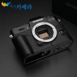 게리즈 Gariz Fuji X-T30 Half Case / XS-CHXT30BK