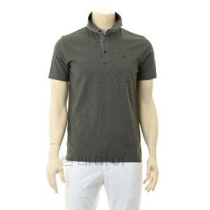 (현대백화점)보그너골프(192-101-42-59)남성 배색스티치포인트 투톤 PQ 반팔셔츠